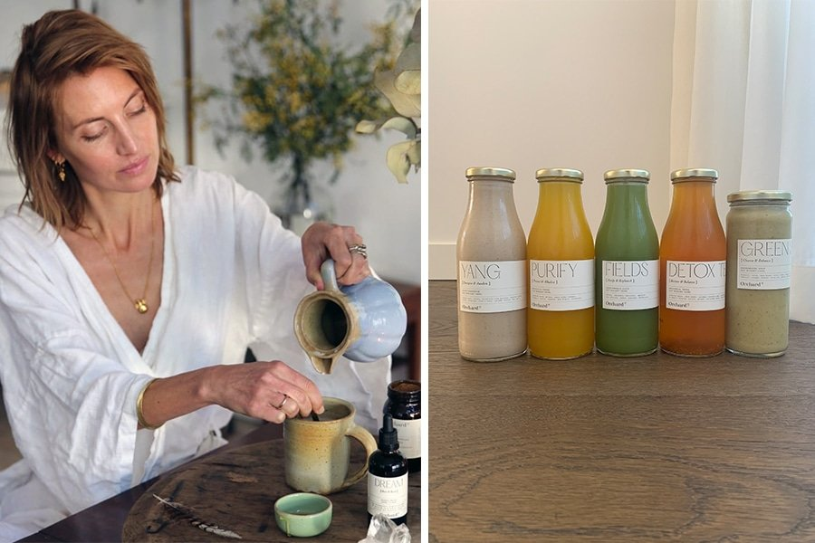 Orchard St Winter Cleanse