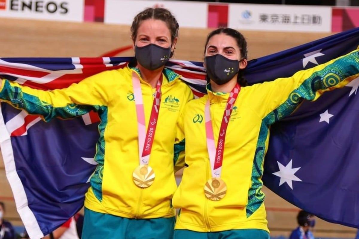 Paralympians gold medal reward