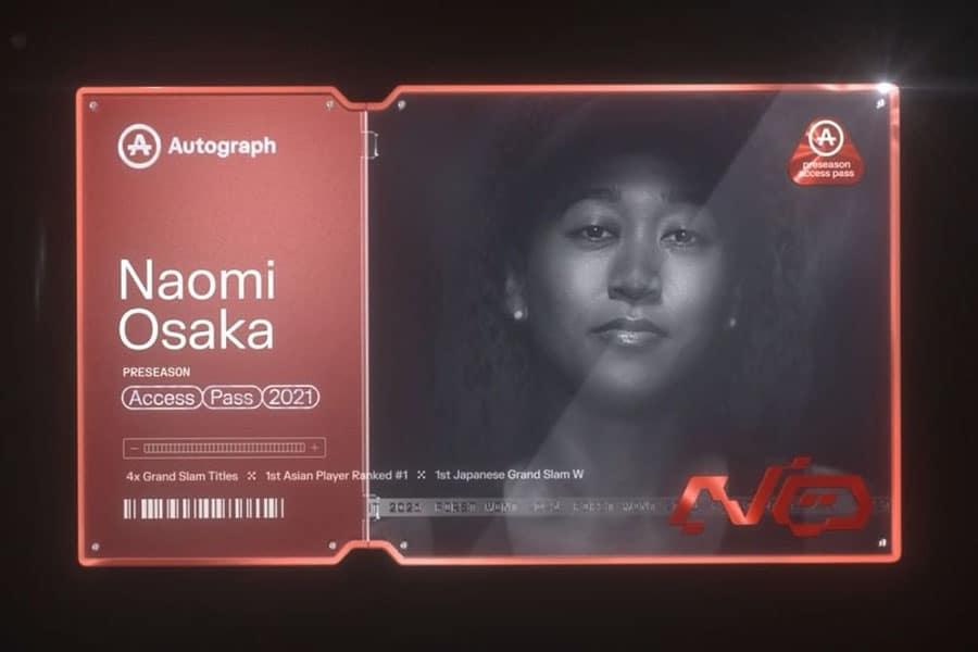 Naomi Osaka NFT