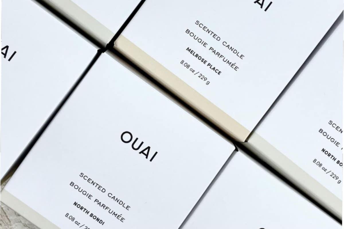 OUAI candles