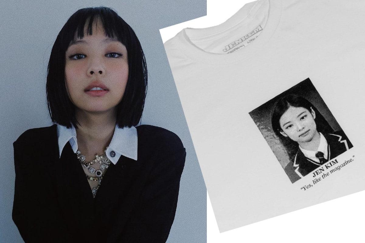 Jennie Jenkem t-shirt