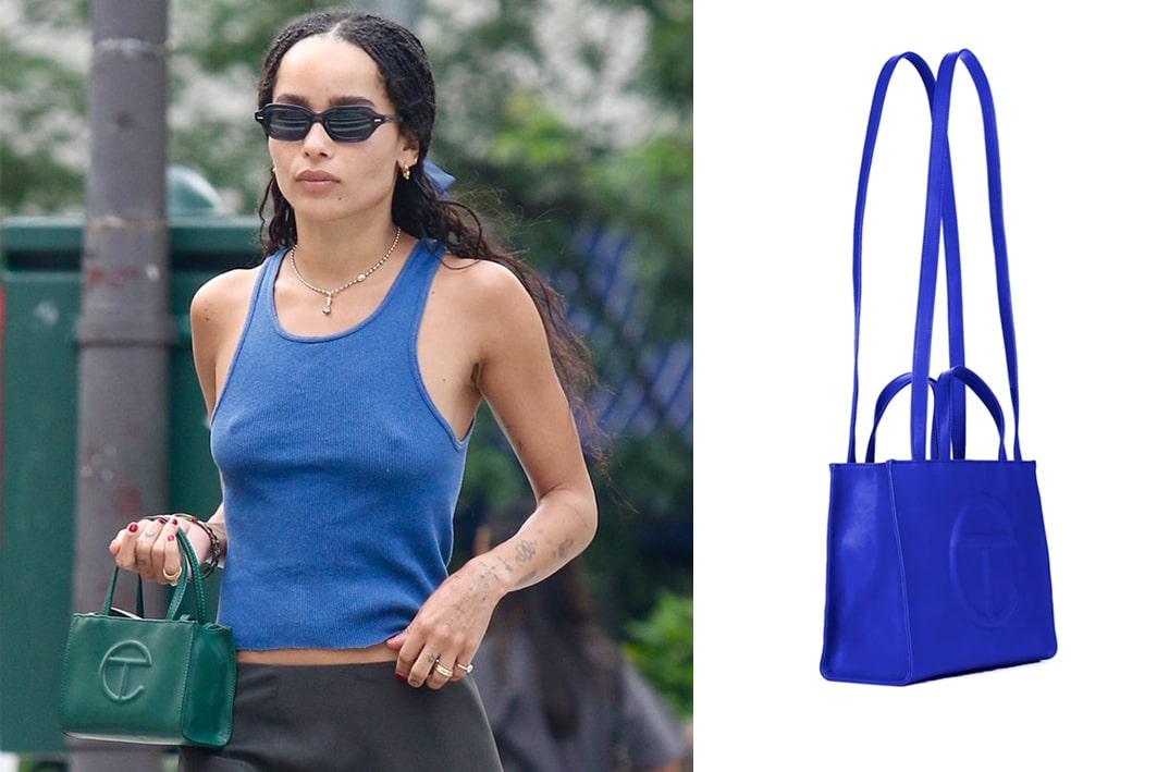 Iconic designer handbags