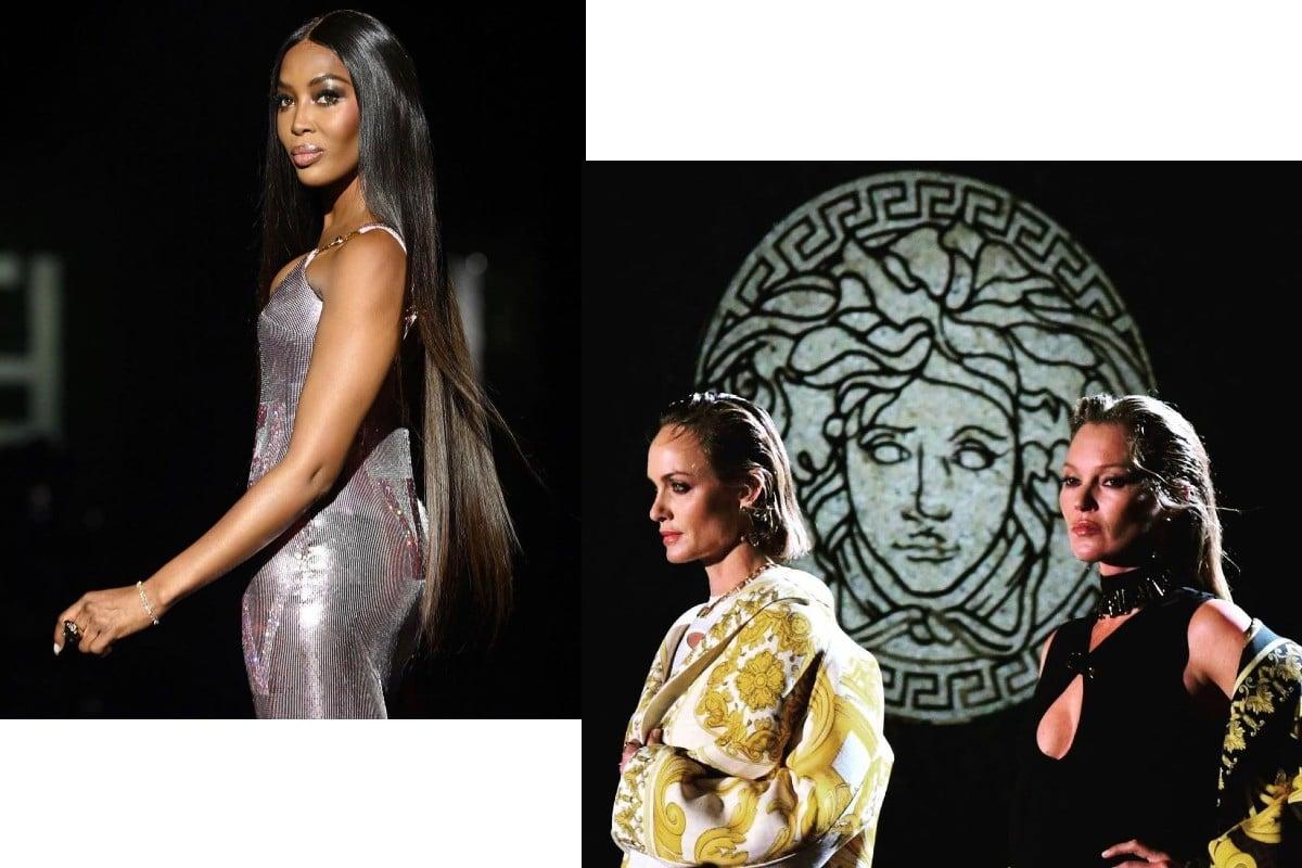 Versace x Fendi collaboration