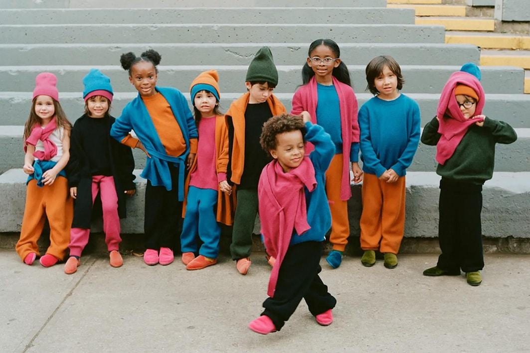 The Row kids
