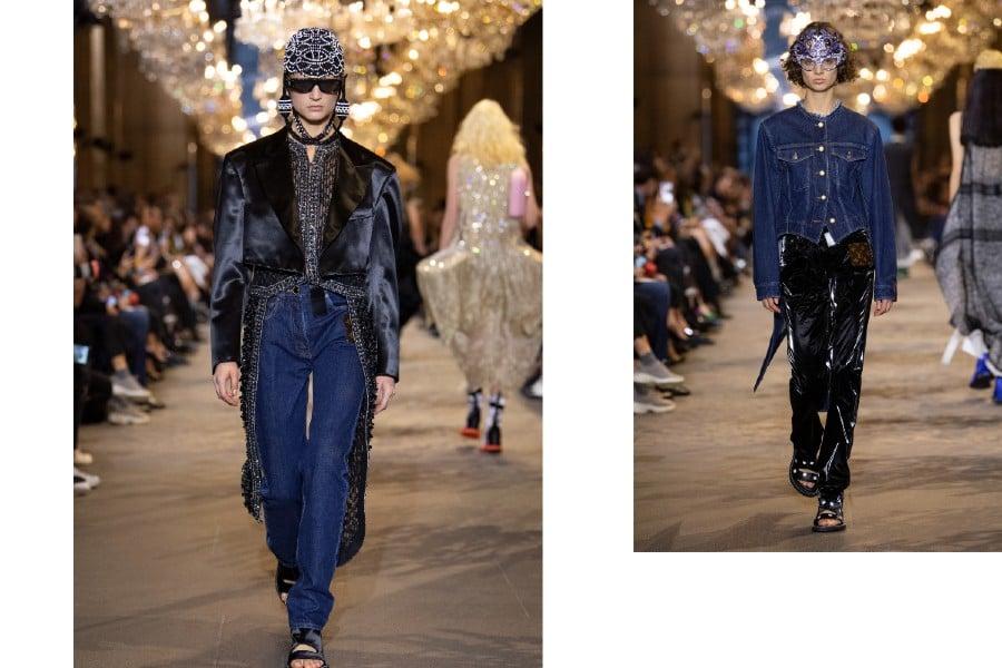 Louis Vuitton spring summer 22